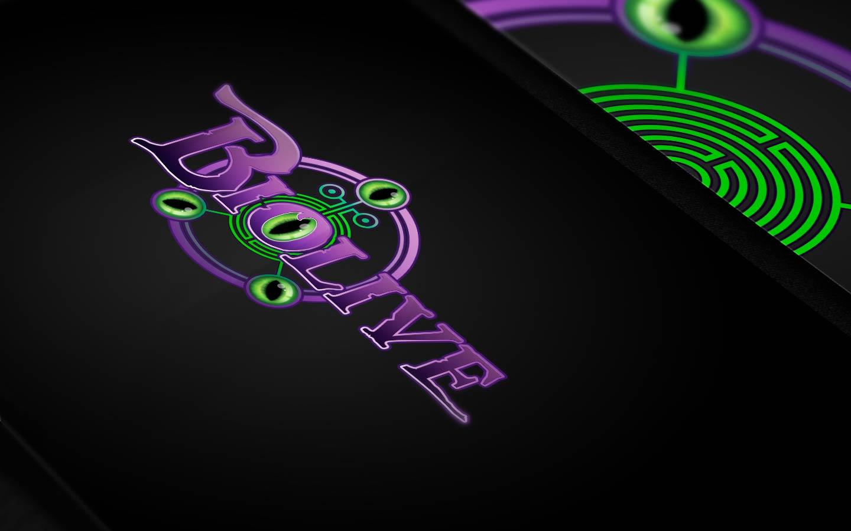 Biolive Identity - Logo - Laurent Lemoigne - Donanubis - Don Anubis - Web Design - Biolive - Switzerland - Trance - Psy Trance - Psytrance - Psychedelic - Party - Event - Festival - Deco - Laser