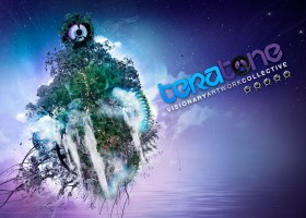 Teratone -Visionary Art Collective - Laurent Lemoigne - Donanubis - Don Anubis - Graphic Art - Graphic Design - Logo Design - Flyer - CSS Website Template - Geneva - Switzerland - Art - Music - Electronic - Party - Event - Floating Island - Waterfall - Tree - Speaker - Decay - Time - Elapsed - Fractal - Psychedelic - Hallucinogen - Avatar - Alternative - Underground - Psytrance - Dark Psytrance - Darkpsy - Trance - Goa - DJ - VJ