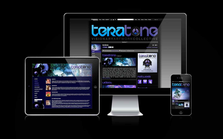 Teratone - Visionary Art Collective - Laurent Lemoigne - Donanubis - Don Anubis - Graphic Art - Graphic Design - Logo Design - Flyer - CSS Website Template - Geneva - Switzerland - Art - Music - Electronic - Party - Event - Floating Island - Waterfall - Tree - Speaker - Decay - Time - Elapsed - Fractal - Psychedelic - Hallucinogen - Avatar - Alternative - Underground - Psytrance - Dark Psytrance - Darkpsy - Trance - Goa - DJ - VJ