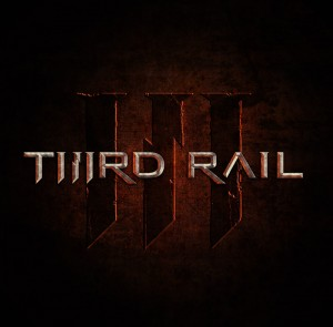 Third Rail - Laurent Lemoigne - Donanubis - Don Anubis - Graphic Design - Logo Design - Dos Brain - California - US