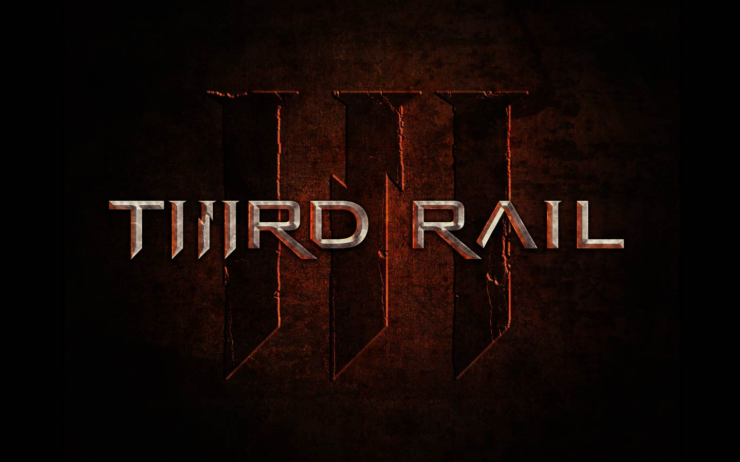Third Rail - Laurent Lemoigne - Donanubis - Don Anubis - Graphic Design - Logo Design - Dos Brain - California - US - Art - Music - Electronic - Cinema - Movie - Trailer - Movie trailer - Poster - Biomechanic - Biomechanik - Biomechanical - Man - Machine - Factory - Industrial - Dark - NIN - Prometheus -  Alternative - Underground - Geneva - Switzerland