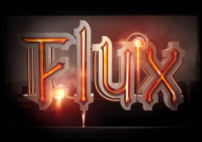 Flux Tattoo Needle - Identity - Logo, Illustration & Packaging - Laurent Lemoigne - Donanubis - Don Anubis - Graphic Design - Logo Design - Branding - Packaging - World Class Needles - Tattoo - Artist - UK - Geneva - Switzerland - Art - Industrial - Dark - Rust - Decay - Metal - Hard - Rock - Death - Band - Illustration - Factory - Mechanical - Machinery